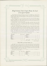 Adamson High School - Oak Yearbook (Dallas, TX) online yearbook collection, 1925 Edition, Page 144