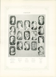 Adamson High School - Oak Yearbook (Dallas, TX) online yearbook collection, 1928 Edition, Page 19