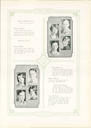Adamson High School - Oak Yearbook (Dallas, TX) online yearbook collection, 1928 Edition, Page 33 of 186