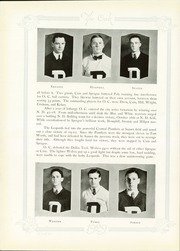 Adamson High School - Oak Yearbook (Dallas, TX) online yearbook collection, 1929 Edition, Page 130 of 164