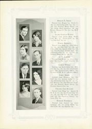 Adamson High School - Oak Yearbook (Dallas, TX) online yearbook collection, 1929 Edition, Page 42