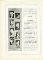 Adamson High School - Oak Yearbook (Dallas, TX) online yearbook collection, 1929 Edition, Page 44
