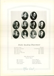 Adamson High School - Oak Yearbook (Dallas, TX) online yearbook collection, 1930 Edition, Page 90