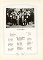 Adamson High School - Oak Yearbook (Dallas, TX) online yearbook collection, 1930 Edition, Page 91 of 158
