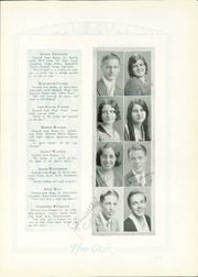 Adamson High School - Oak Yearbook (Dallas, TX) online yearbook collection, 1931 Edition, Page 53 of 158