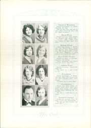 Adamson High School - Oak Yearbook (Dallas, TX) online yearbook collection, 1931 Edition, Page 54
