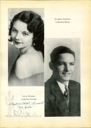 Adamson High School - Oak Yearbook (Dallas, TX) online yearbook collection, 1932 Edition, Page 79 of 150