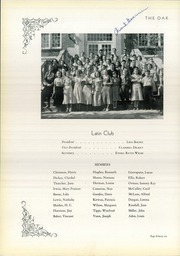 Adamson High School - Oak Yearbook (Dallas, TX) online yearbook collection, 1934 Edition, Page 100