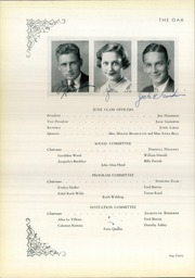 Adamson High School - Oak Yearbook (Dallas, TX) online yearbook collection, 1934 Edition, Page 34