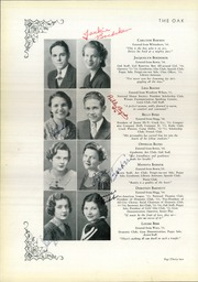 Adamson High School - Oak Yearbook (Dallas, TX) online yearbook collection, 1934 Edition, Page 36