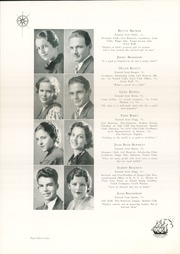 Adamson High School - Oak Yearbook (Dallas, TX) online yearbook collection, 1935 Edition, Page 38