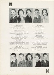 Adamson High School - Oak Yearbook (Dallas, TX) online yearbook collection, 1936 Edition, Page 32