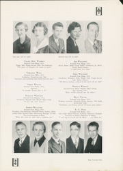 Adamson High School - Oak Yearbook (Dallas, TX) online yearbook collection, 1936 Edition, Page 33