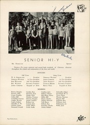 Adamson High School - Oak Yearbook (Dallas, TX) online yearbook collection, 1937 Edition, Page 101 of 150