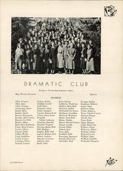 Adamson High School - Oak Yearbook (Dallas, TX) online yearbook collection, 1937 Edition, Page 91