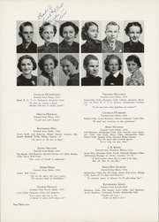 Adamson High School - Oak Yearbook (Dallas, TX) online yearbook collection, 1938 Edition, Page 36