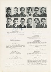 Adamson High School - Oak Yearbook (Dallas, TX) online yearbook collection, 1938 Edition, Page 40 of 150