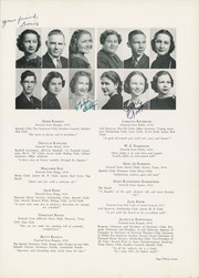Adamson High School - Oak Yearbook (Dallas, TX) online yearbook collection, 1938 Edition, Page 41