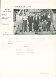 Adamson High School - Oak Yearbook (Dallas, TX) online yearbook collection, 1940 Edition, Page 105
