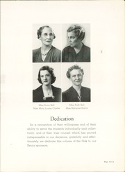 Page 11, 1940 Edition, Adamson High School - Oak Yearbook (Dallas, TX) online yearbook collection