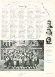 Adamson High School - Oak Yearbook (Dallas, TX) online yearbook collection, 1940 Edition, Page 57