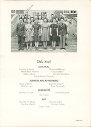 Page 9, 1940 Edition, Adamson High School - Oak Yearbook (Dallas, TX) online yearbook collection