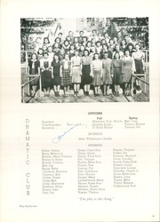 Adamson High School - Oak Yearbook (Dallas, TX) online yearbook collection, 1941 Edition, Page 86 of 150