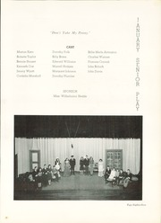 Adamson High School - Oak Yearbook (Dallas, TX) online yearbook collection, 1941 Edition, Page 87