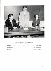 Adamson High School - Oak Yearbook (Dallas, TX) online yearbook collection, 1951 Edition, Page 18