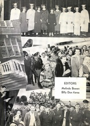 Adamson High School - Oak Yearbook (Dallas, TX) online yearbook collection, 1952 Edition, Page 7 of 168