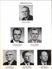 Page 12, 1964 Edition, Adamson High School - Oak Yearbook (Dallas, TX) online yearbook collection