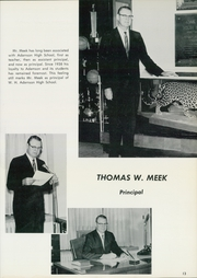 Page 17, 1965 Edition, Adamson High School - Oak Yearbook (Dallas, TX) online yearbook collection