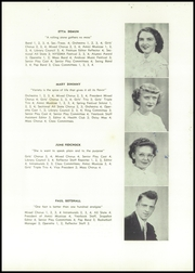 Addison High School - Knight Yearbook (Addison, NY) online yearbook collection, 1950 Edition, Page 13