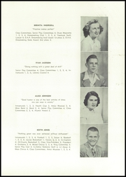 Page 15, 1950 Edition, Addison High School - Knight Yearbook (Addison, NY) online yearbook collection