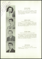 Page 16, 1950 Edition, Addison High School - Knight Yearbook (Addison, NY) online yearbook collection