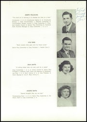 Page 17, 1950 Edition, Addison High School - Knight Yearbook (Addison, NY) online yearbook collection