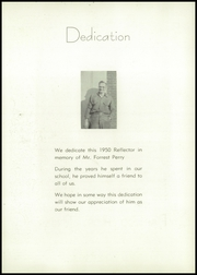 Page 6, 1950 Edition, Addison High School - Knight Yearbook (Addison, NY) online yearbook collection