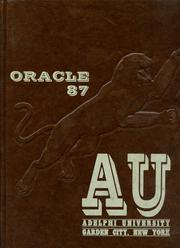 Adelphi University - Oracle Yearbook (Garden City, NY) online yearbook collection, 1987 Edition, Cover