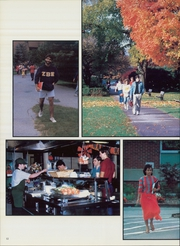 Page 16, 1987 Edition, Adelphi University - Oracle Yearbook (Garden City, NY) online yearbook collection