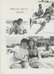 Adelphi University - Oracle Yearbook (Garden City, NY) online yearbook collection, 1987 Edition, Page 238 of 292