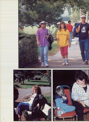 Page 6, 1987 Edition, Adelphi University - Oracle Yearbook (Garden City, NY) online yearbook collection