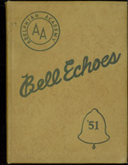 Adelphian Academy - Bell Echoes Yearbook (Holly, MI) online yearbook collection, 1951 Edition, Cover