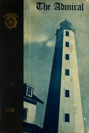 Admiral Billard Academy - Admiral Yearbook (New London, CT) online yearbook collection, 1938 Edition, Cover