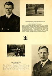 Page 11, 1938 Edition, Admiral Billard Academy - Admiral Yearbook (New London, CT) online yearbook collection