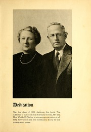 Page 7, 1938 Edition, Admiral Billard Academy - Admiral Yearbook (New London, CT) online yearbook collection