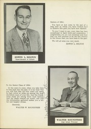 Adna High School - Adonian Yearbook (Adna, WA) online yearbook collection, 1954 Edition, Page 6