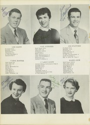 Page 10, 1955 Edition, Adna High School - Adonian Yearbook (Adna, WA) online yearbook collection