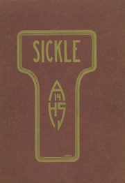 Adrian High School - Sickle Yearbook (Adrian, MI) online yearbook collection, 1914 Edition, Cover