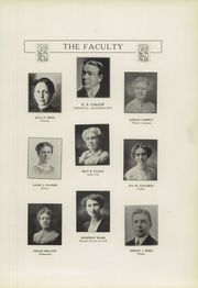 Page 15, 1914 Edition, Adrian High School - Sickle Yearbook (Adrian, MI) online yearbook collection