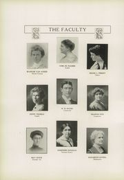 Page 16, 1914 Edition, Adrian High School - Sickle Yearbook (Adrian, MI) online yearbook collection